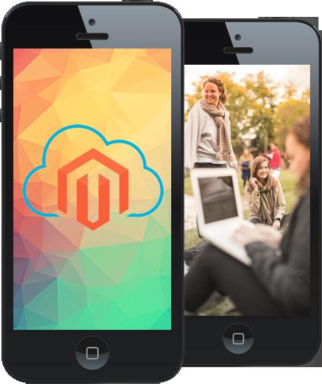 Phones Magento Cloud