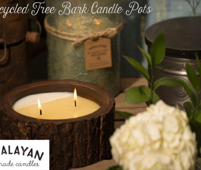 Himalayan handmade candles