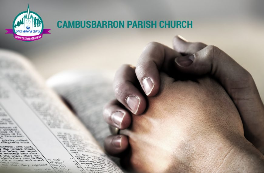 Cambusbarron parish church